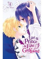 Liar Prince & Fake Girlfriend 4 Manga