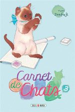 Carnet de chats 3 Manga