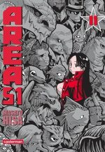 Area 51 11 Manga