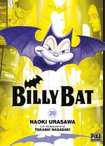 Billy Bat T.20 Manga