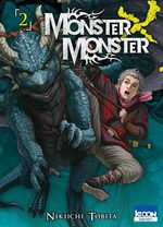 couverture, jaquette Monster x Monster 2