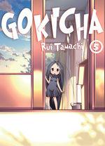 couverture, jaquette Gokicha 5