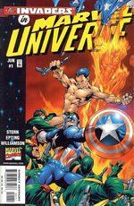 Marvel Universe T.1 Comics