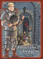 Gloutons & Dragons T.1 Manga