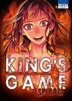 King's game - Spiral T.4 Manga