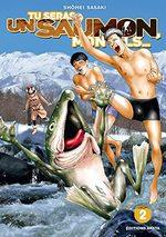 Tu seras un saumon, mon fils… 2 Manga