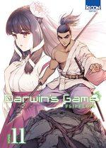 Darwin's Game # 11