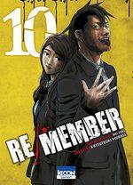 Re/member 10 Manga