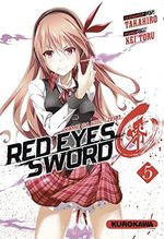 Red Eyes Sword Zero 5