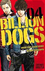 Billion Dogs 4 Manga