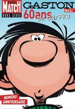 Gaston 60 ans de gaffes 1 Magazine