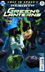 Green Lanterns # 22