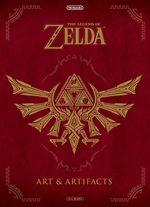 The Legend Of Zelda : Art and artifacts 1