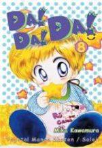Da! Da! Da! 8 Manga