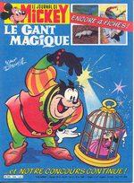 Le journal de Mickey 1615 Magazine