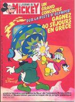 Le journal de Mickey 1619 Magazine
