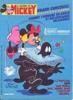 Le journal de Mickey 1620 Magazine