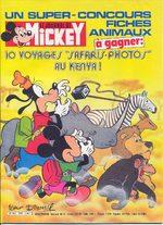 Le journal de Mickey 1630 Magazine