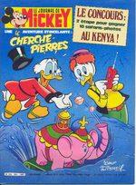 Le journal de Mickey 1631 Magazine