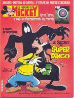 Le journal de Mickey 1632 Magazine