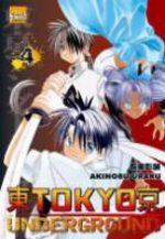 Tôkyô Underground 4 Manga