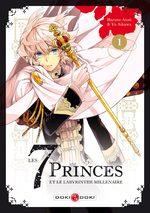 Les 7 princes et le labyrinthe millénaire T.1 Manga