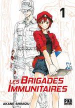 Les Brigades Immunitaires # 1
