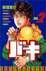 Baki 2 Manga