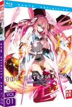 The Asterisk War 1 Série TV animée