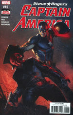 Captain America - Steve Rogers 15