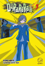 Durarara!! 3 Light novel