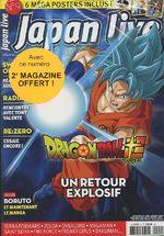 Japan live 9 Magazine