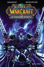 World of Warcraft - Death Knight Global manga