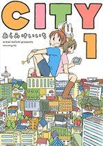 City 1 Manga