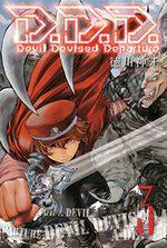 D.D.D. - Devil Devised Departure 3 Manga