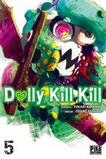 Dolly Kill Kill 5 Manga