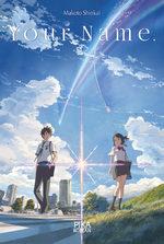 Your name. Light novel