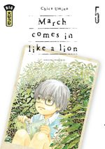 March comes in like a lion # 5
