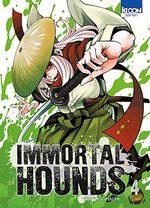 Immortal Hounds 4 Manga