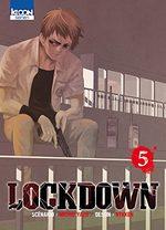 couverture, jaquette Lockdown 5