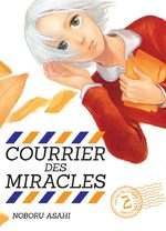 Courrier des miracles T.2 Manga