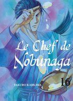 Le Chef de Nobunaga # 16