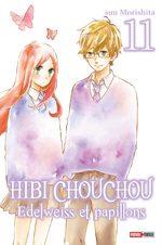 Hibi Chouchou - Edelweiss et Papillons 11