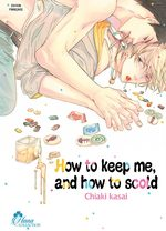 How to keep me, and how to Scold 1 Manga