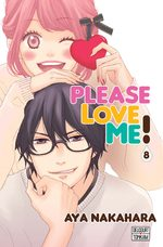 Please Love Me ! 8 Manga