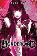 Alice in Borderland # 18