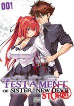 The testament of sister new Devil - Storm! 1 Manga
