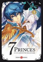 Les 7 princes et le labyrinthe millénaire 2 Manga