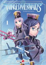 Winged mermaids T.1 Manga