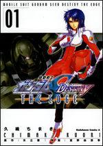 Kidou Senshi Gundam SEED Destiny - The Edge 1 Manga